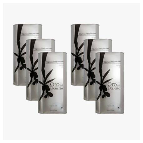 Aceite de Oliva Extra Ecológico- Lata de 1L