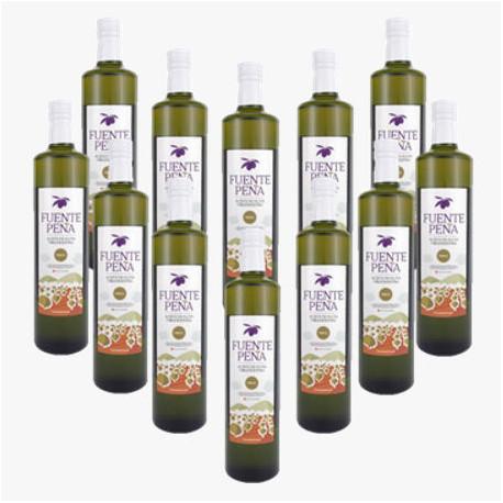 12 botellas Aceite de Oliva 500ml